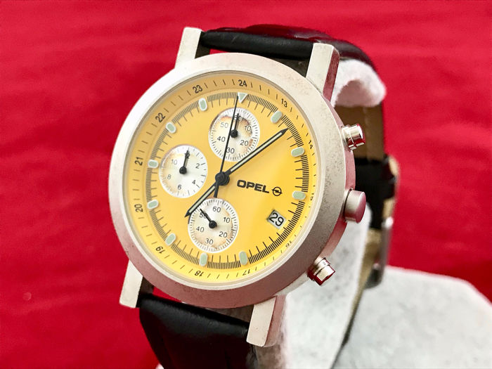 Watch - Opel - Chronograph Monda - 2013