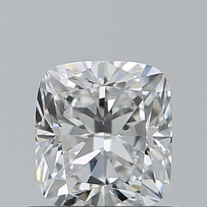 1 pcs Diamond - 0.51 ct - Cushion - D (colourless) - VVS2