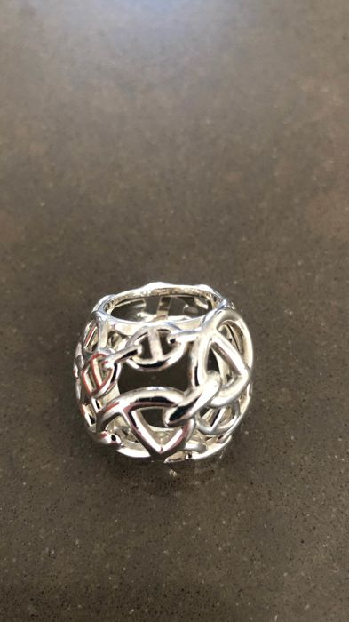 Hermes - 925 Silver - Ring no