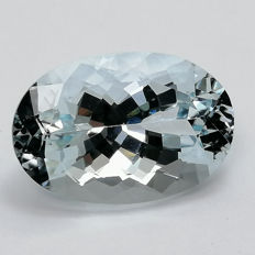 Aquamarine, - 5.83 ct