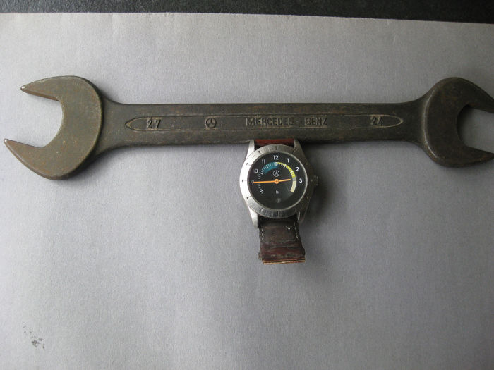 watch and wrench mercedes - 1930-1970