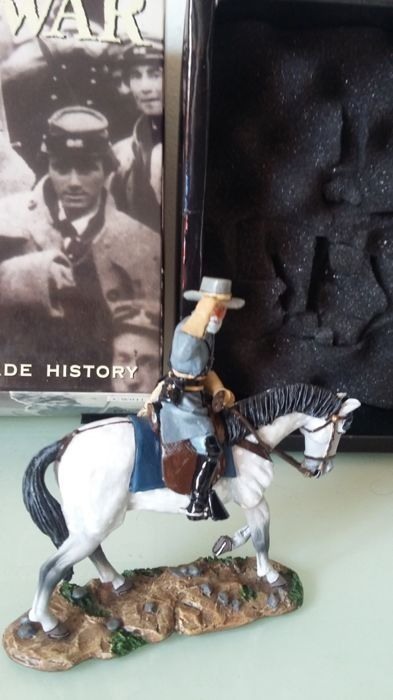 King & Country - cw011 - chevalier General R.E. Lee - 2000-aujourd'hui