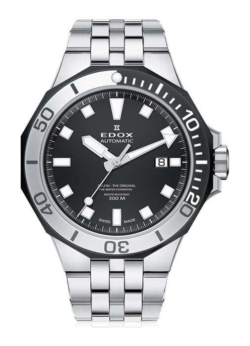 Edox - Delfin  - 80110 357NM NIN - Men - 2011-present