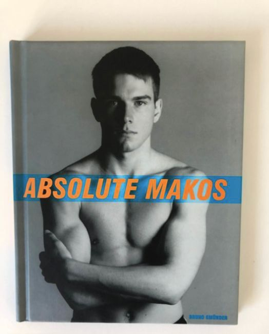 Christopher Makos, Phil Flasche, Duane Thomas - Absolute Makos & Male photographer & Body and soul  - 1987/2000