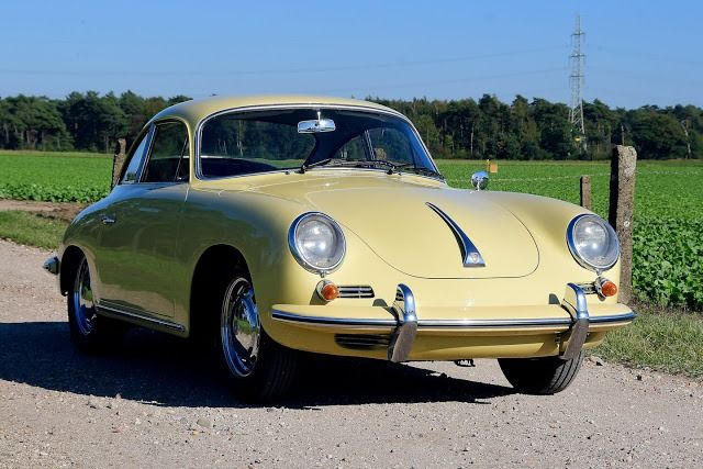 "Porsche - 356 ""C"" Coupe matching nrs - 1964"