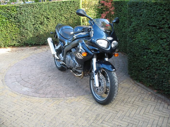 Triumph - Sprint RS - Tour - 955 cc - 2003