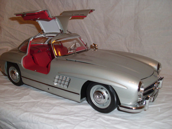 Eagle - 1:8 - Mercedes Benz 300 SL