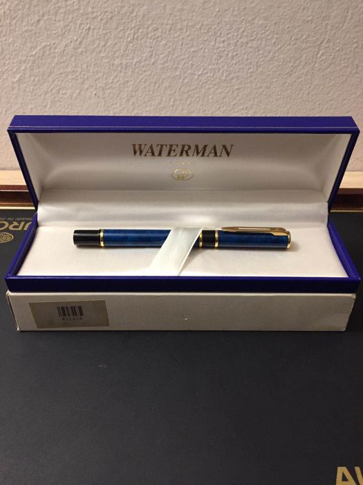 Waterman - Vulpen - 1