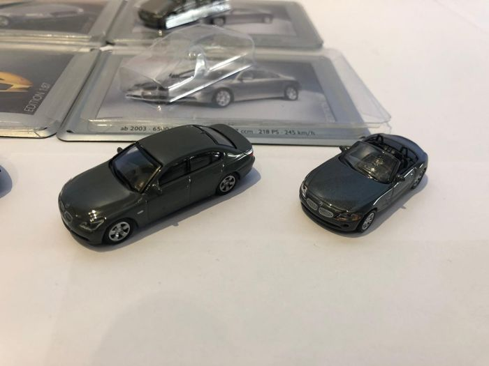 Schuco H0 - Model cars, Scenery - 24 Various Scale Models