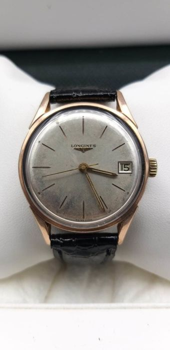 "Longines - ""NO RESERVE PRICE""  - Heren - 1960-1969"