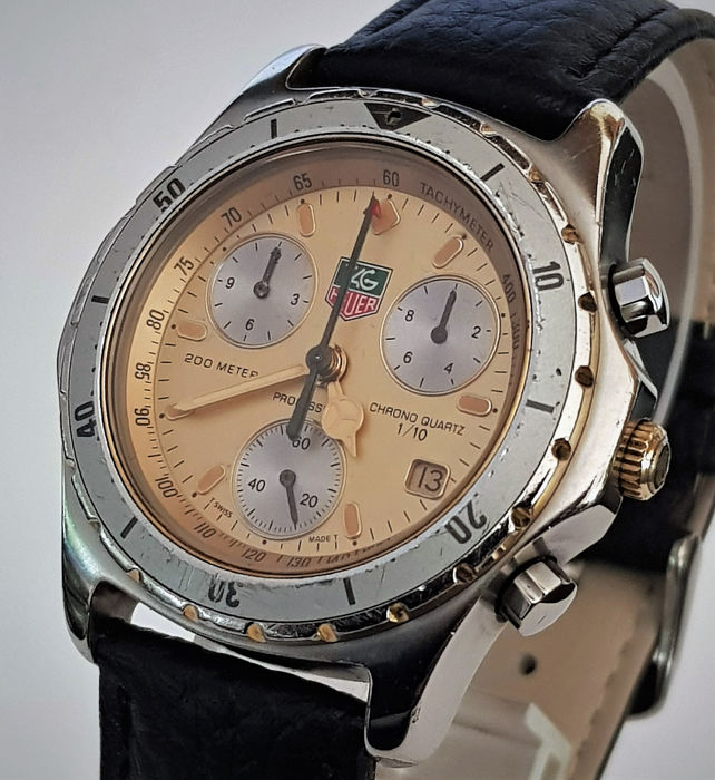 TAG Heuer -  NO RESERVE PRICE Chronograph 2000 series - 575.406 - Heren - 1990-1999