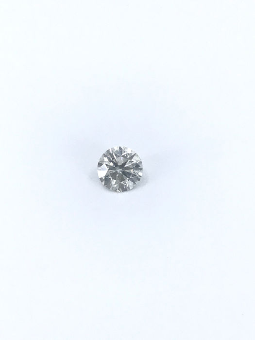 Diamant - 0.60 ct - Rond - K - SI2