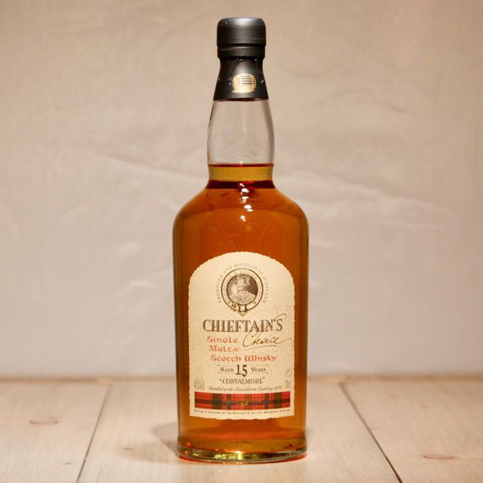 Convalmore 1984 15 years old - Ian MacLeod - 70cl