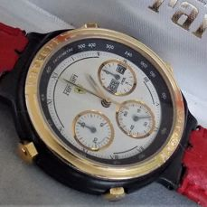 "Ferrari formula by Cartier - crono tricompax daydate - ""NO RESERVE PRICE"" - Homme - 1980-1989"