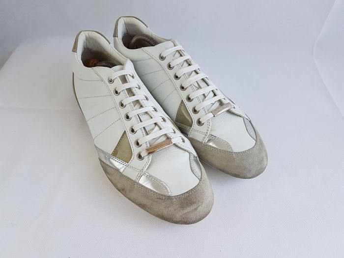 Christian Dior - leather - low-top sneakers
