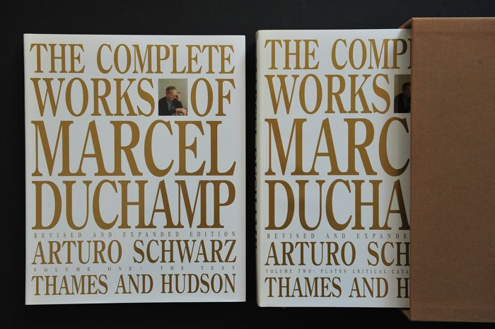 A. Schwarz - The Complete works of Marcel Duchamps - 1995
