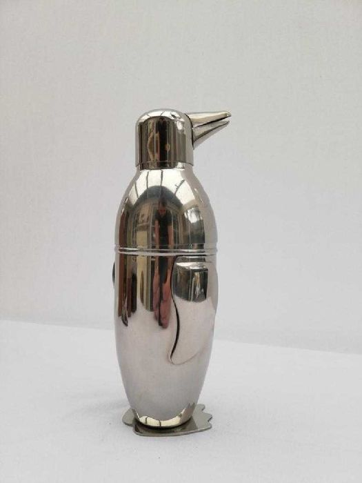 Spage age cocktail shaker - Steel (stainless)