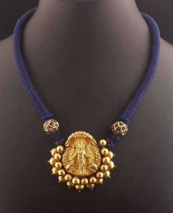collier or inde
