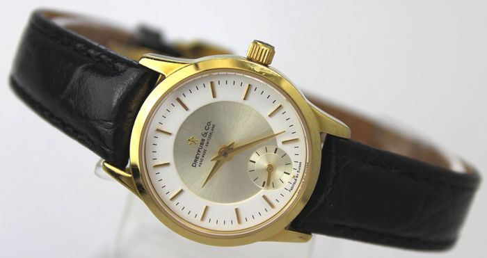 Dreyfuss & Co. - 'NO RESERVE PRICE' Swiss Hand Made - Series 1946 - Dames - 2011-heden