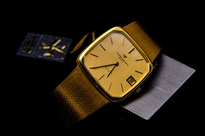 Vacheron Constantin - Ultra Thin - 44019 - Heren - 1970-1979