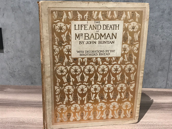 John Bunyan Brothers Rhead The Life And Death Of Mr
