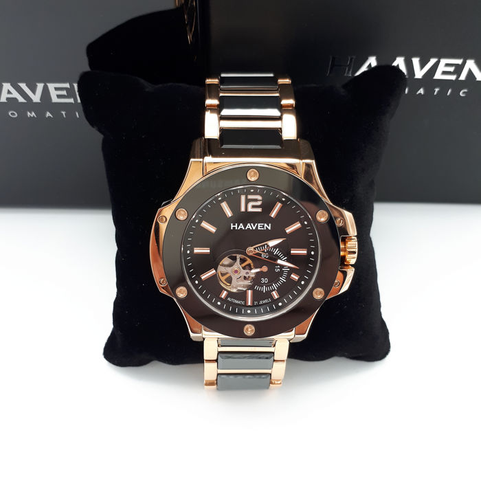 Haaven Automatic - 9315-04 - New - Complete Set - Men - 2011-present