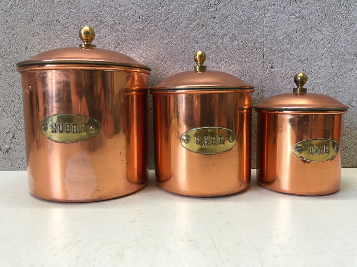 Tinned Copper Kitchen Items 12 Copper Catawiki