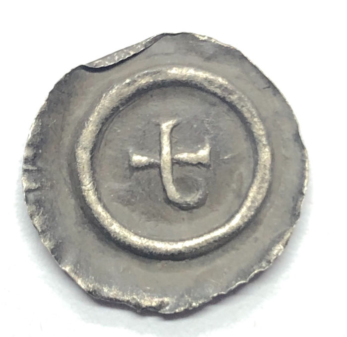 Poland - 1 Brakteat 1266-1294 - Silver