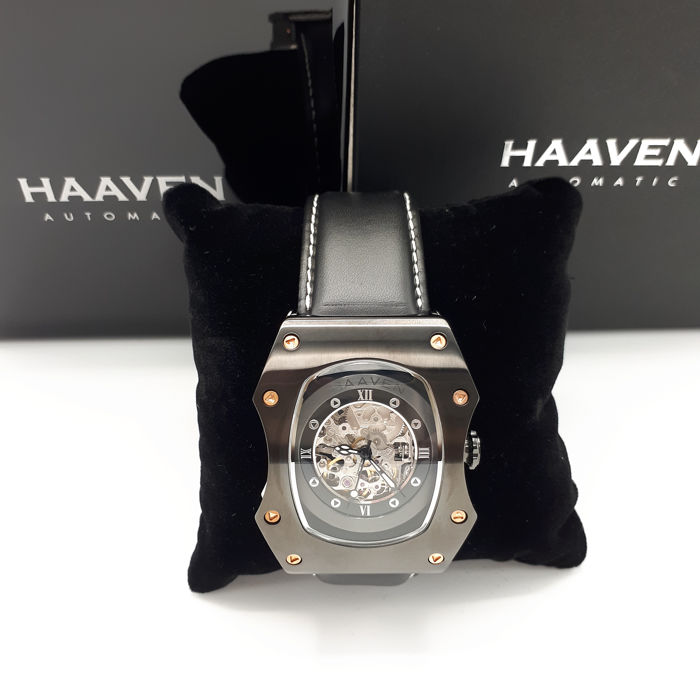 Haaven Automatic - 9672-03 - New - Complete set - Men - 2011-present