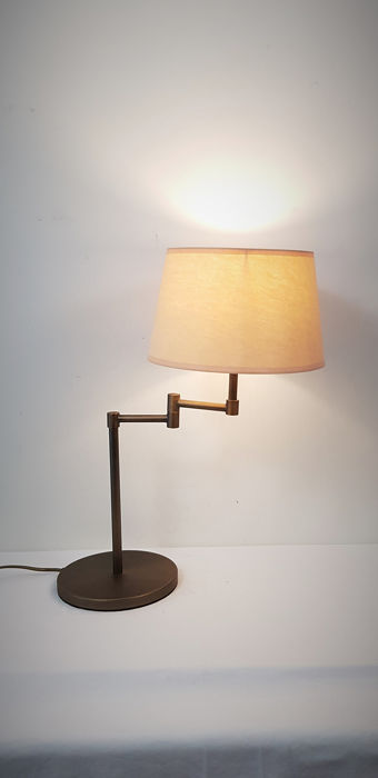 Highlight - Table lamp, adjustable with dimmer - Bronze