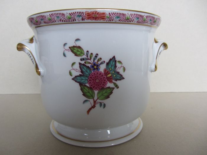 Herend chinese bouquet multicolor - Cachepot - Porselein