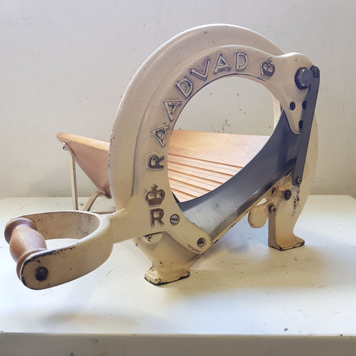 RAADVAD  - Bread Slicer / Cutting Machine - No. 294