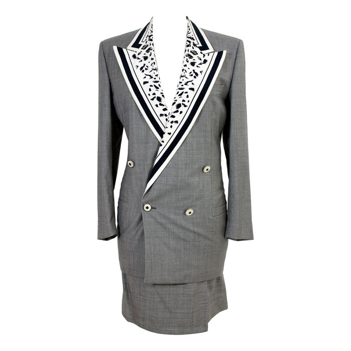 Gianni Versace Couture - Suit - Size: EU 36 (IT 40 - ES/FR 36 - DE/NL 34)