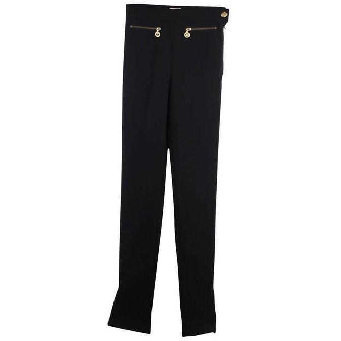 Chanel - Trousers - Size: Small