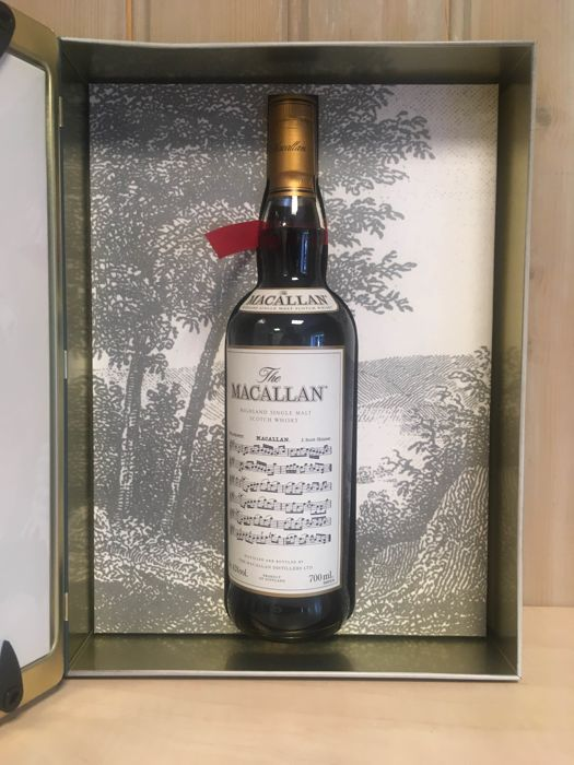 Macallan Folio 4 - Original bottling - 0,7 Liter