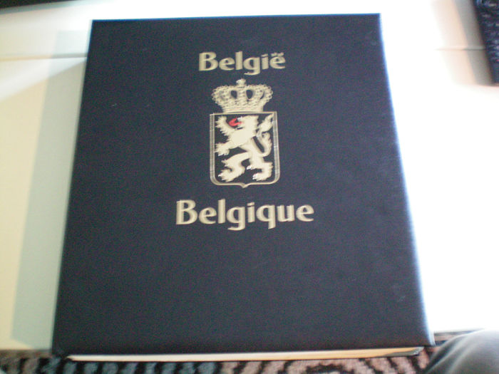 België 1863/1962 - collection de timbres/blocs/carnets
