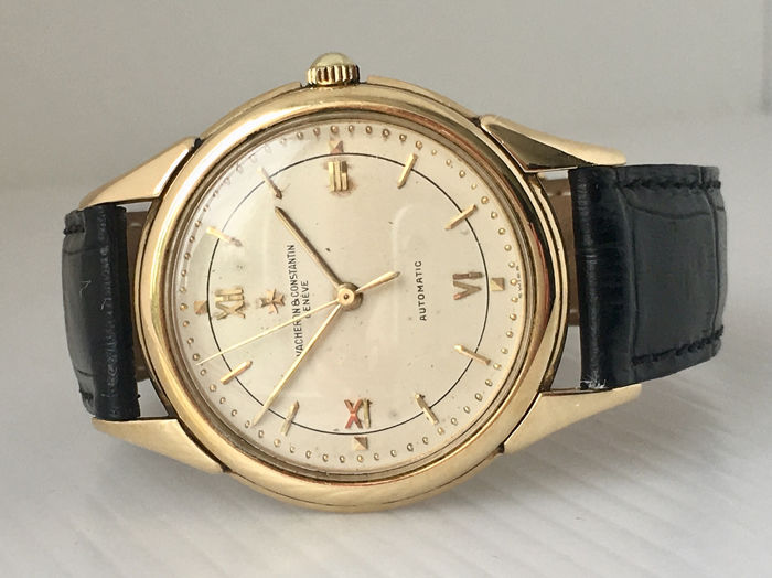 Vacheron Constantin - Vintage dress watch - 4870 - Men - 1950-1959 Watches Vintage Watches for sale