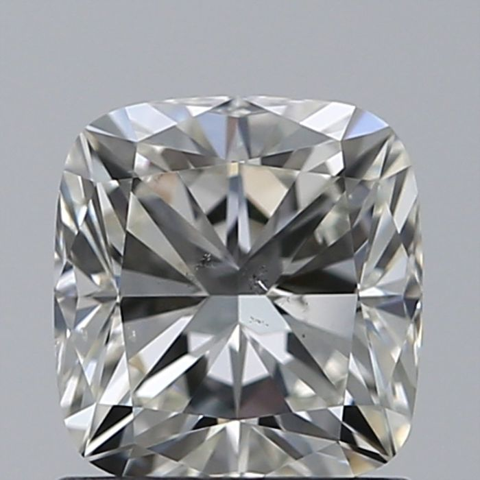 1 pcs Diamant - 1.01 ct - Cushion - I - SI1