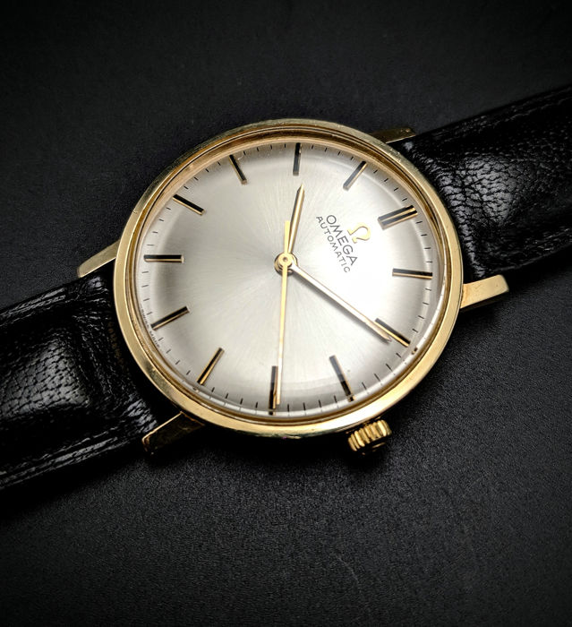 Omega - Automatic in 14ct Gold - Heren - 1960-1969