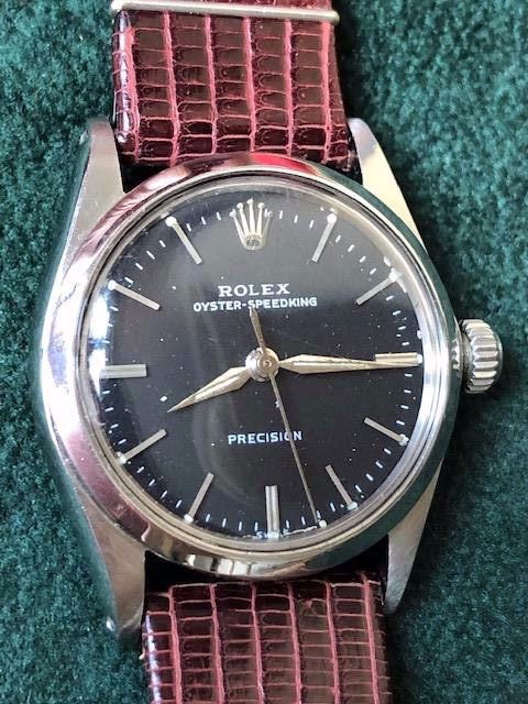 Rolex - 0yster-Speedking - 6430 - Men - 1950-1959