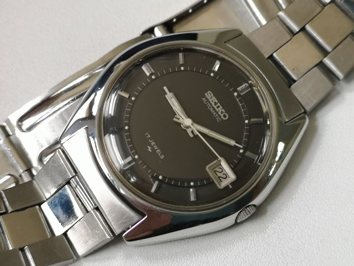 Seiko - Big Case Vintage Automatic Watch - Heren - 1970-1979