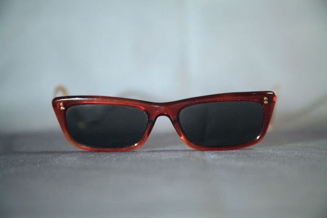 Sol Amor - Butterfly 60s Sunglasses
