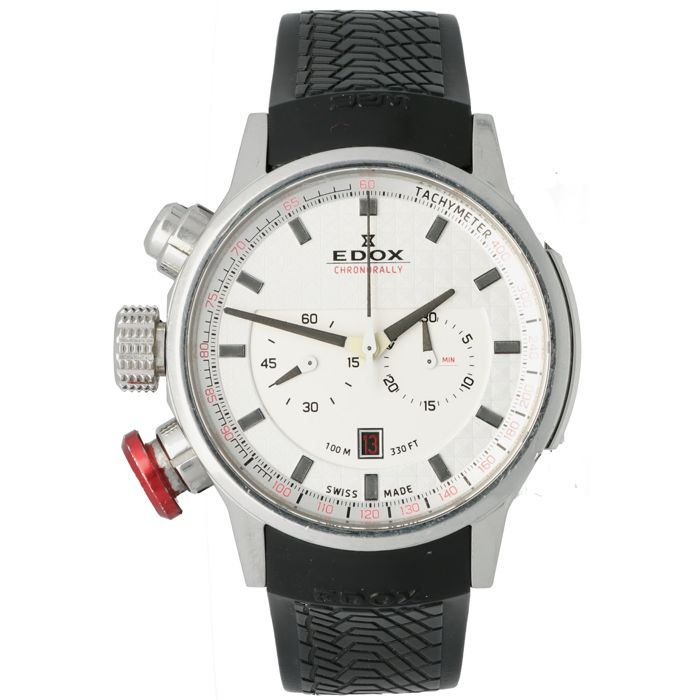 """Edox - WRC Chronorally """"NO RESERVE PRICE"""" -  10302 - Heren - 2011-heden"""
