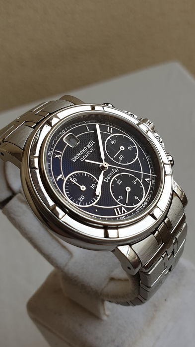 Raymond Weil - Parsifal - Automatic Chronograph 'NO RESERVE PRICE' - Reference 7231 - Heren - 2011-heden