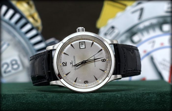 Jaeger-LeCoultre - Master Control Platino Ref. 140.6.89 Limited Ed.  - Heren - 2011-heden