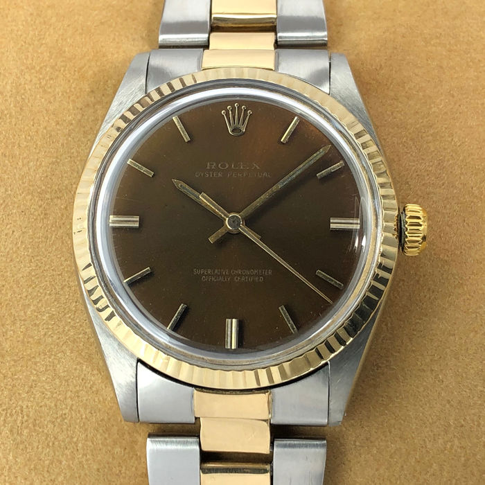 Rolex - Oyster Perpetual - 1003 - Unisex - 1960-1969
