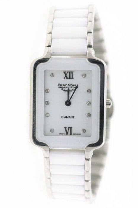 Bruno Söhnle Glashütte  - Diamanten Uhr - 0177 - Donna - 1990-1999