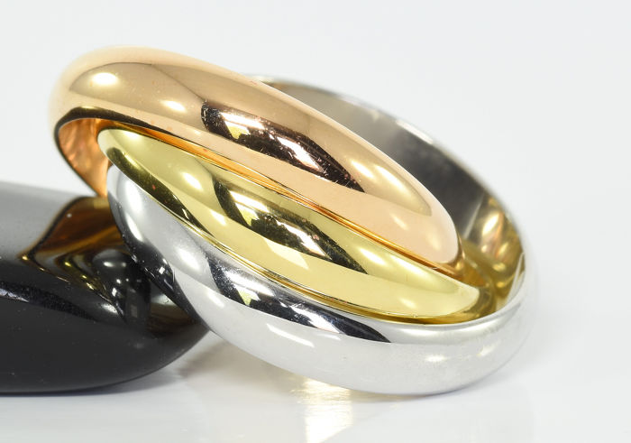 Cartier - 'Trinity' - 18 kt. Or - Bague