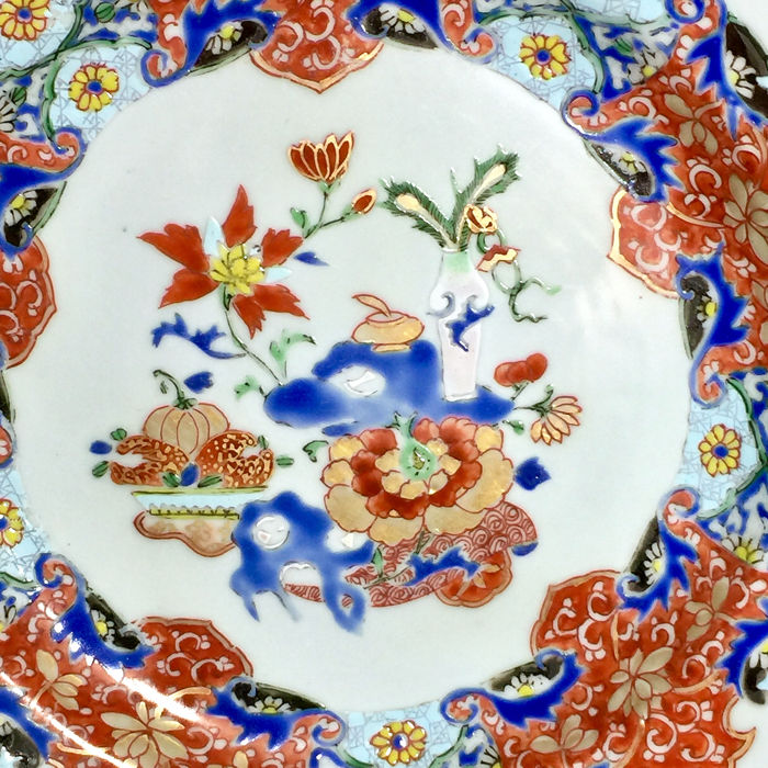 Bord - Porselein - China - Yongzheng (1723-1735)