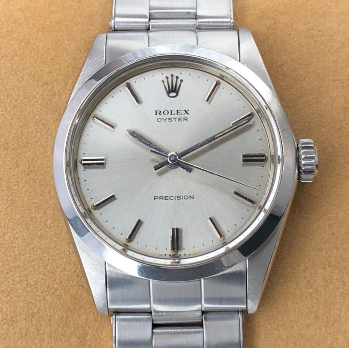 Rolex - Oyster Precision - 6426 - Unisex - 1970-1979